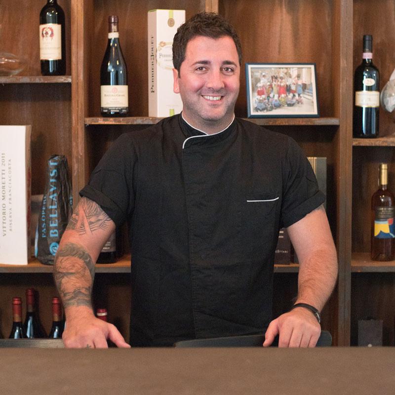 Ricette Cucina Chef Rudy-Rudy Tagliafierro