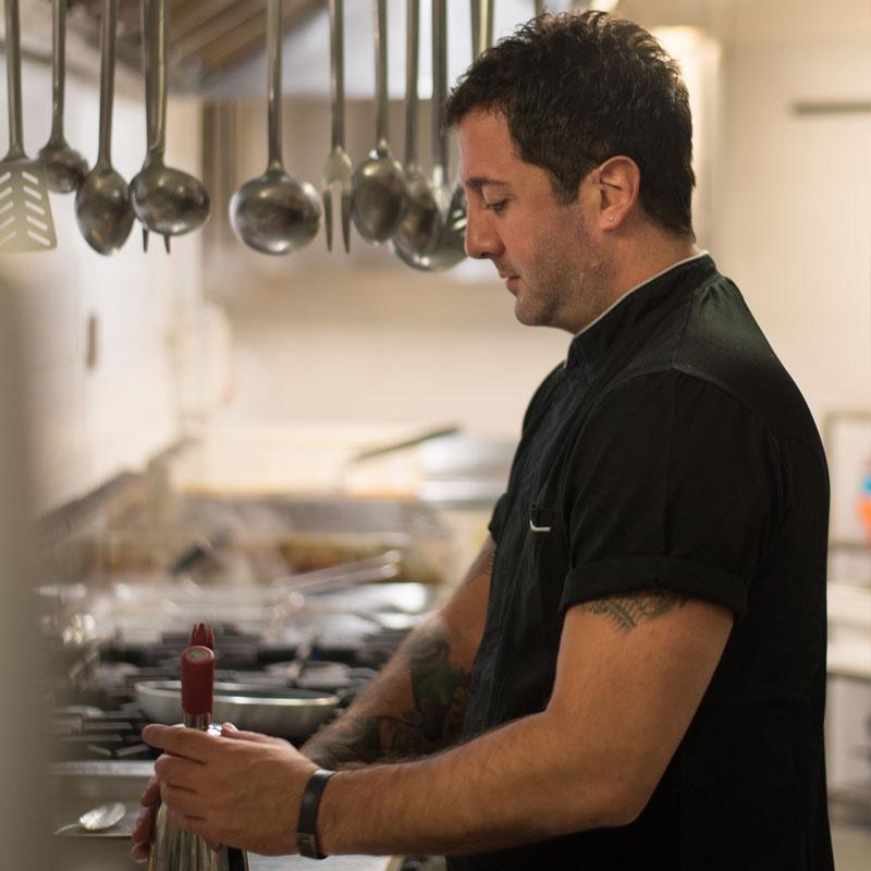 chef rudy ristorante bollicine-rudy tagliafierro
